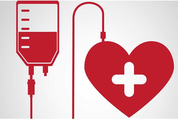 Salve vidas: Doe sangue regularmente